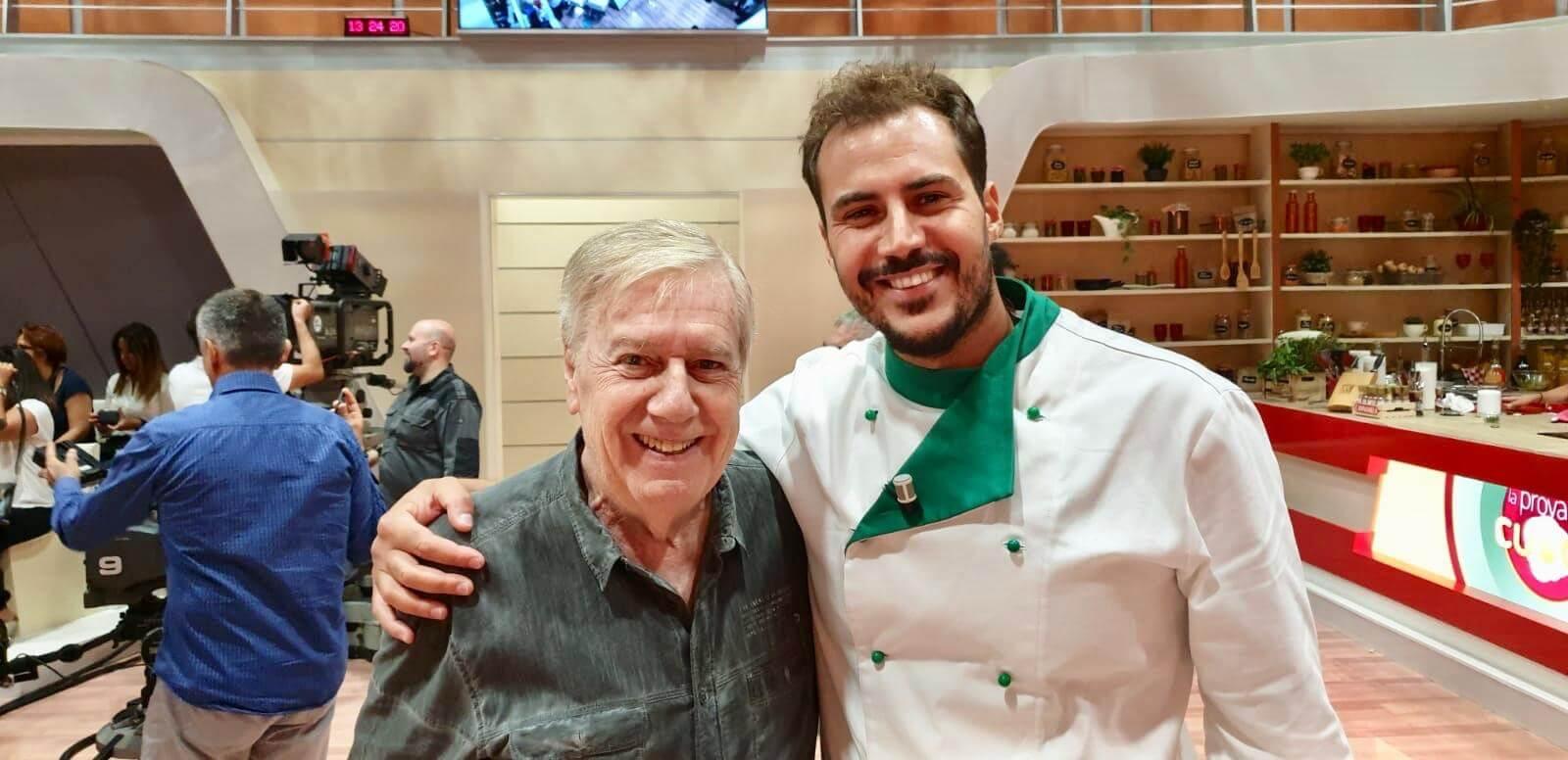 Joseph Micieli La Prova del cuoco